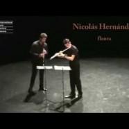 Heitor Villa-Lobos. Choros. Alvar Rosell y Nicolás Hernández. IMFV 2012