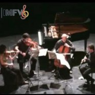 Crusell, quartet for clarinet and strings I, Joan Enric Luna, IMFV 2012