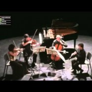 Crusell, quartet for clarinet and strings II, Joan Enric Luna, IMFV 2012